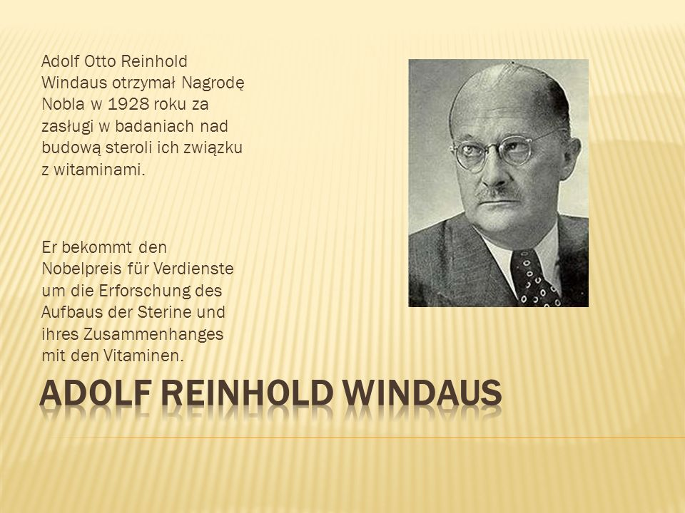 Adolf Reinhold Windaus