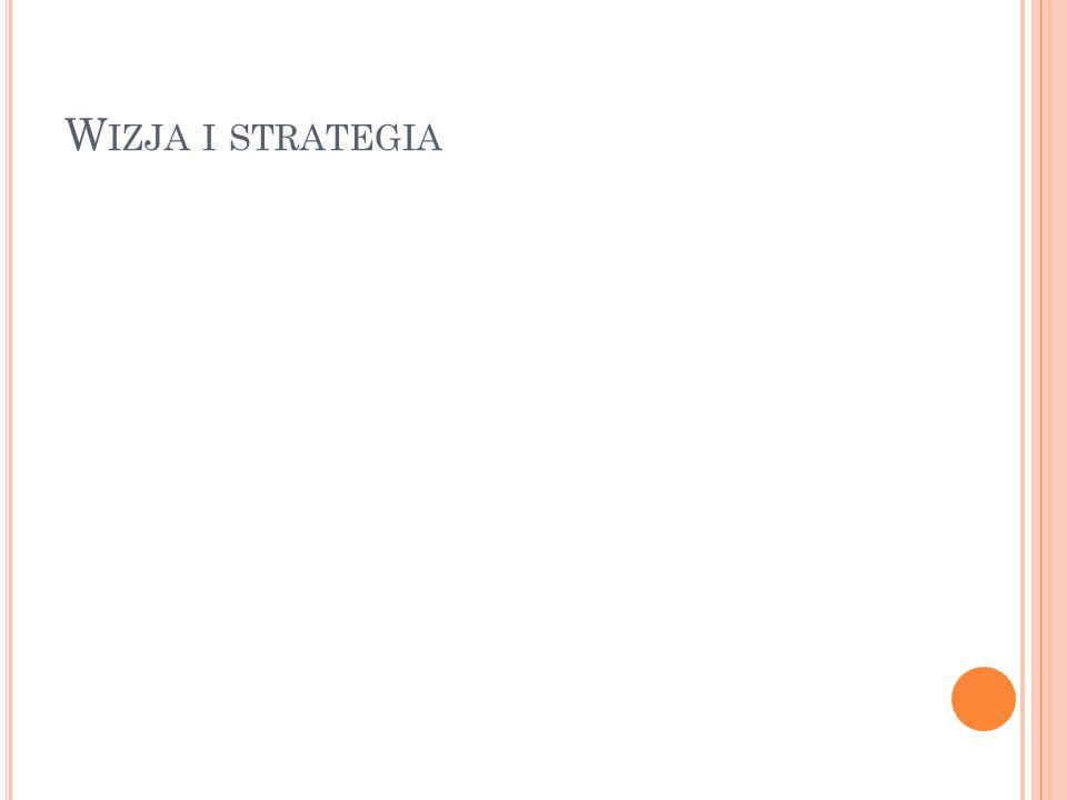 Wizja i strategia