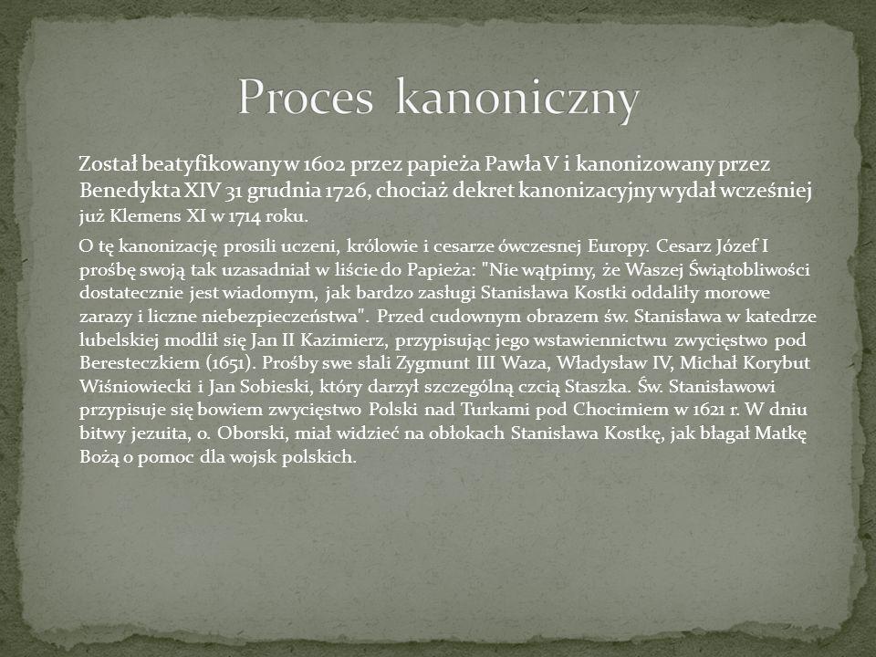 Proces kanoniczny