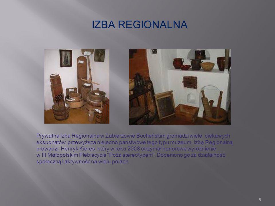 IZBA REGIONALNA