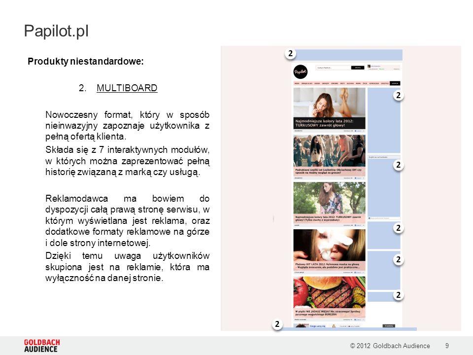 Papilot.pl 2 Produkty niestandardowe: MULTIBOARD