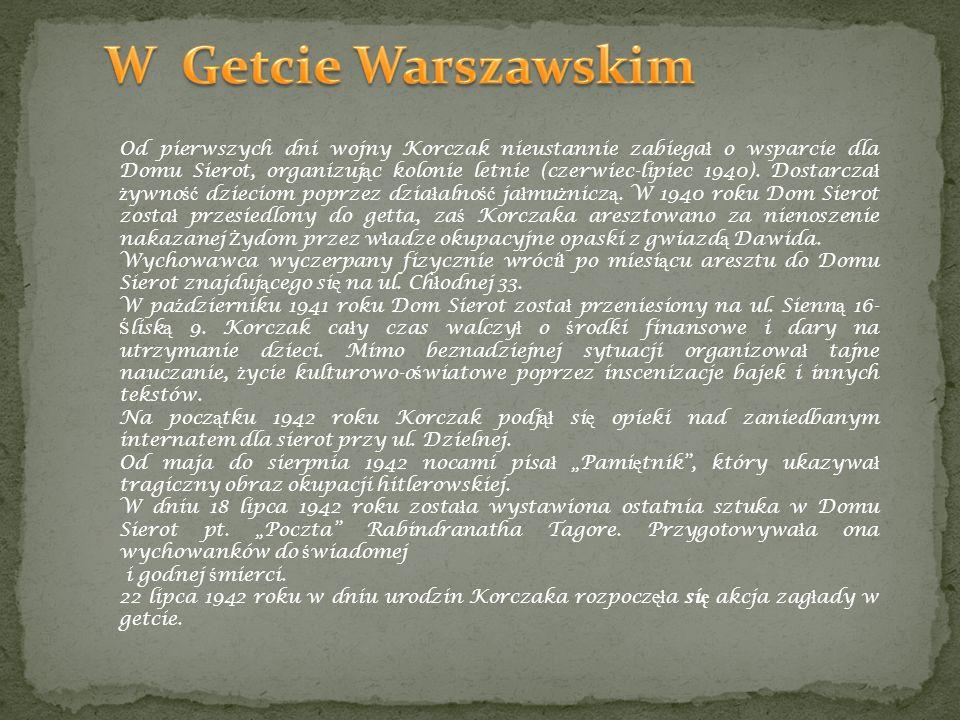 W Getcie Warszawskim