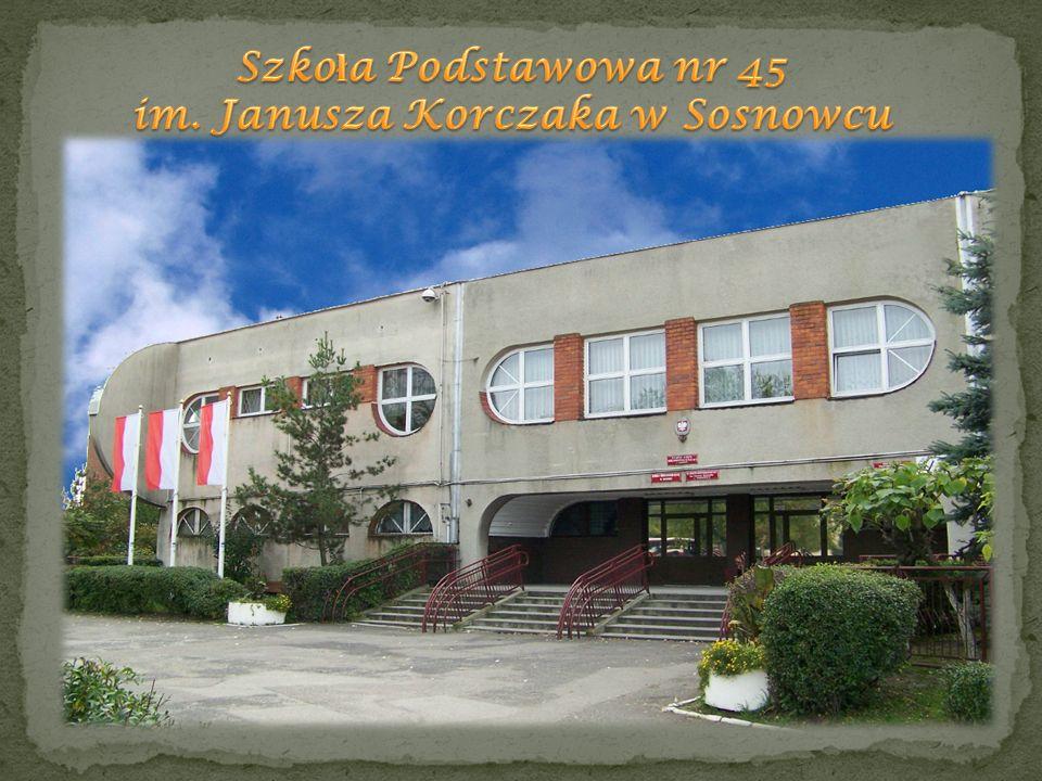 Szkoła Podstawowa nr 45 im. Janusza Korczaka w Sosnowcu