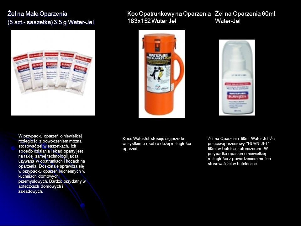 (5 szt.- saszetka) 3,5 g Water-Jel