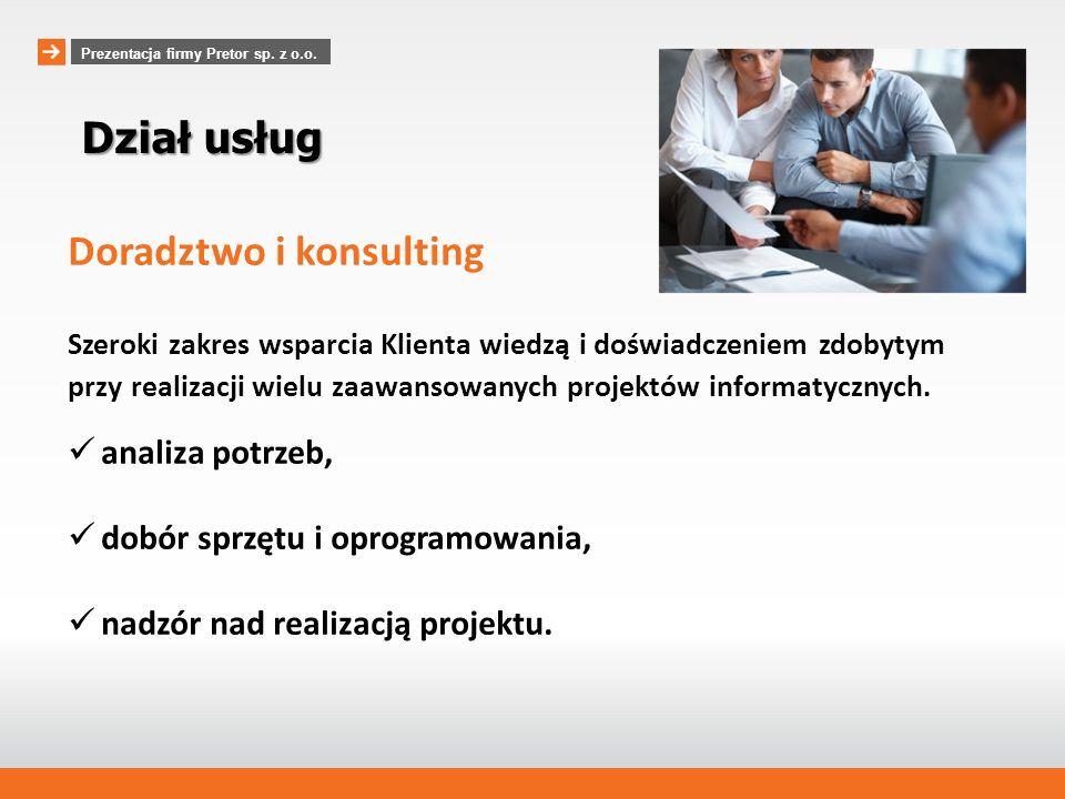 Doradztwo i konsulting