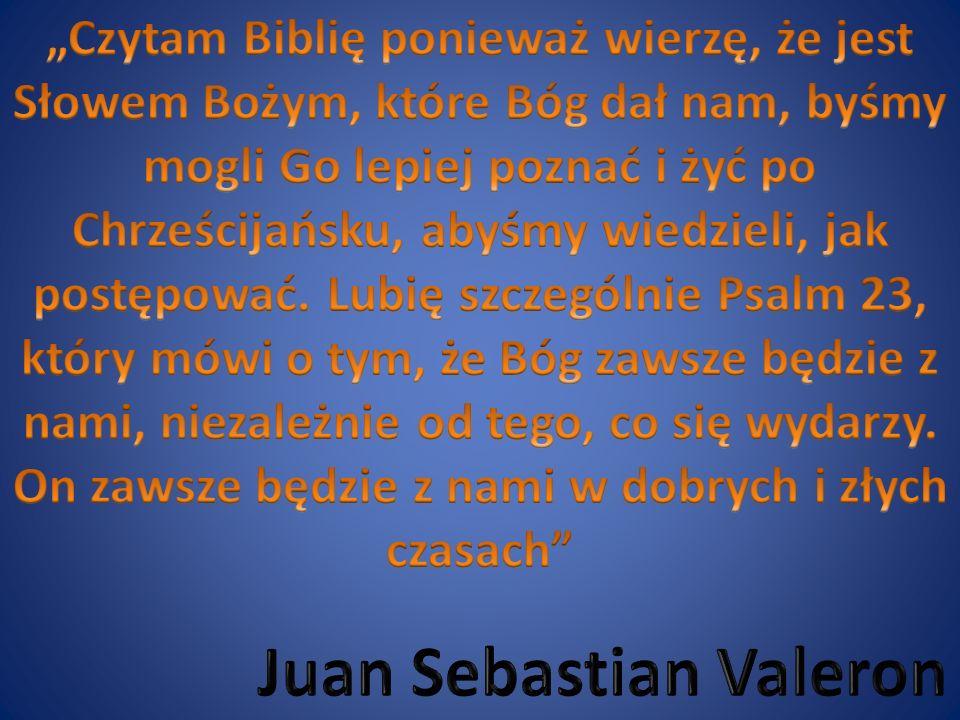 Juan Sebastian Valeron