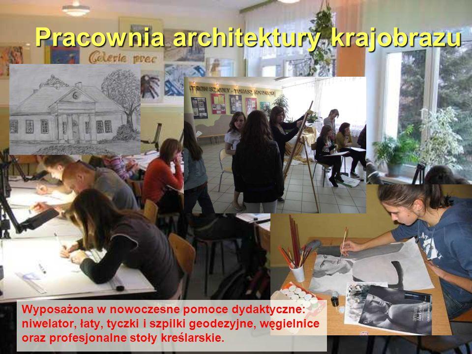 Pracownia architektury krajobrazu