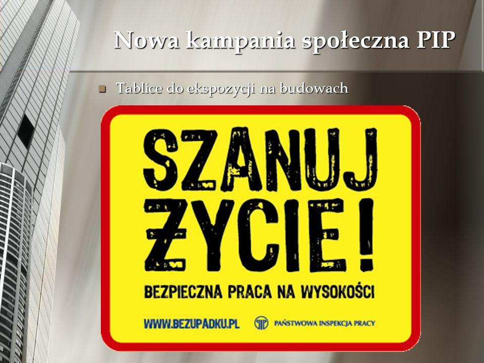 Nowa kampania społeczna PIP