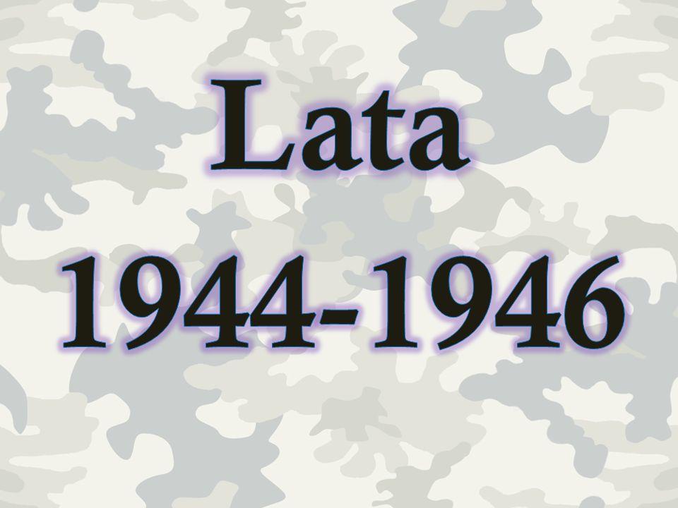 Lata 1944-1946