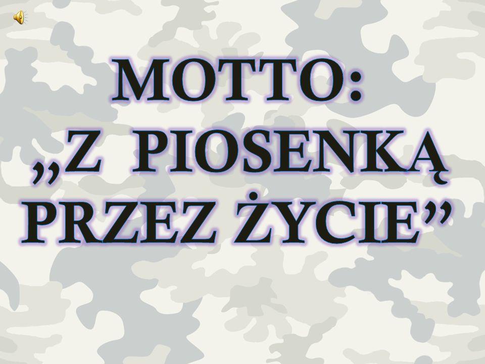 """""""Z PIOSENKĄ PRZEZ ŻYCIE"""