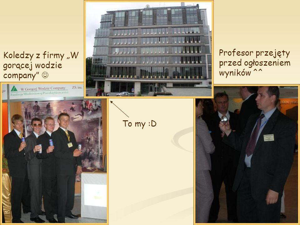 Profesor przejęty przed ogłoszeniem wyników ^^