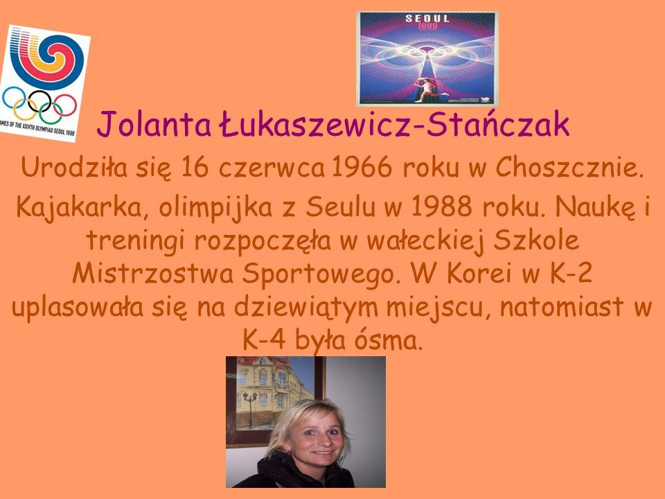 Jolanta Łukaszewicz-Stańczak