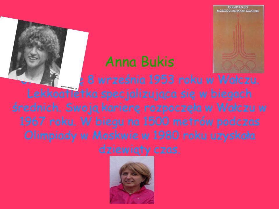 Anna Bukis
