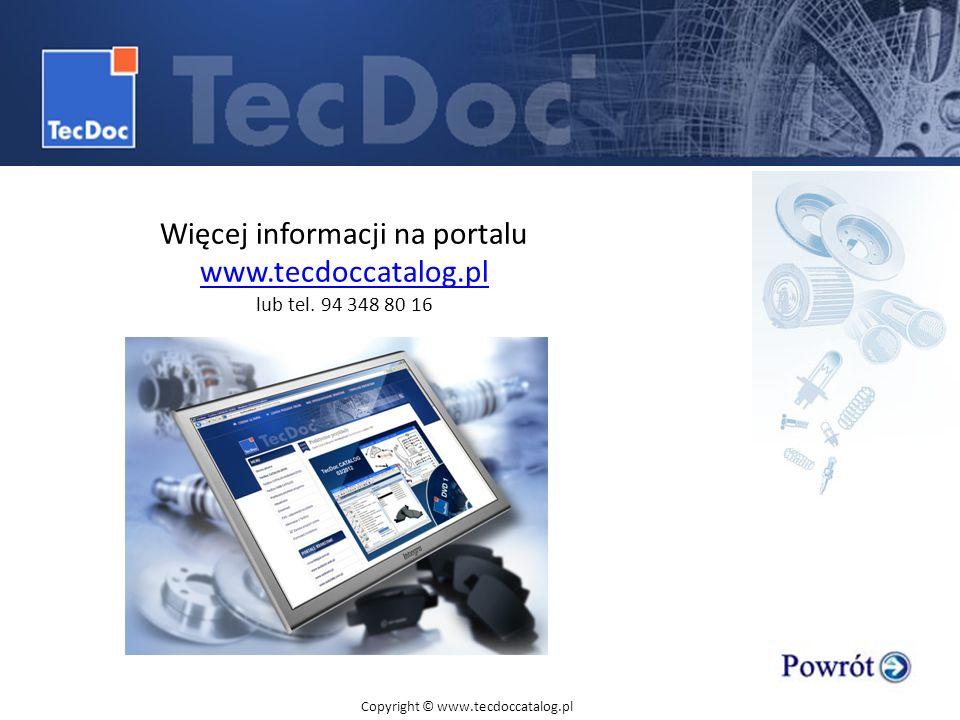 Więcej informacji na portalu
