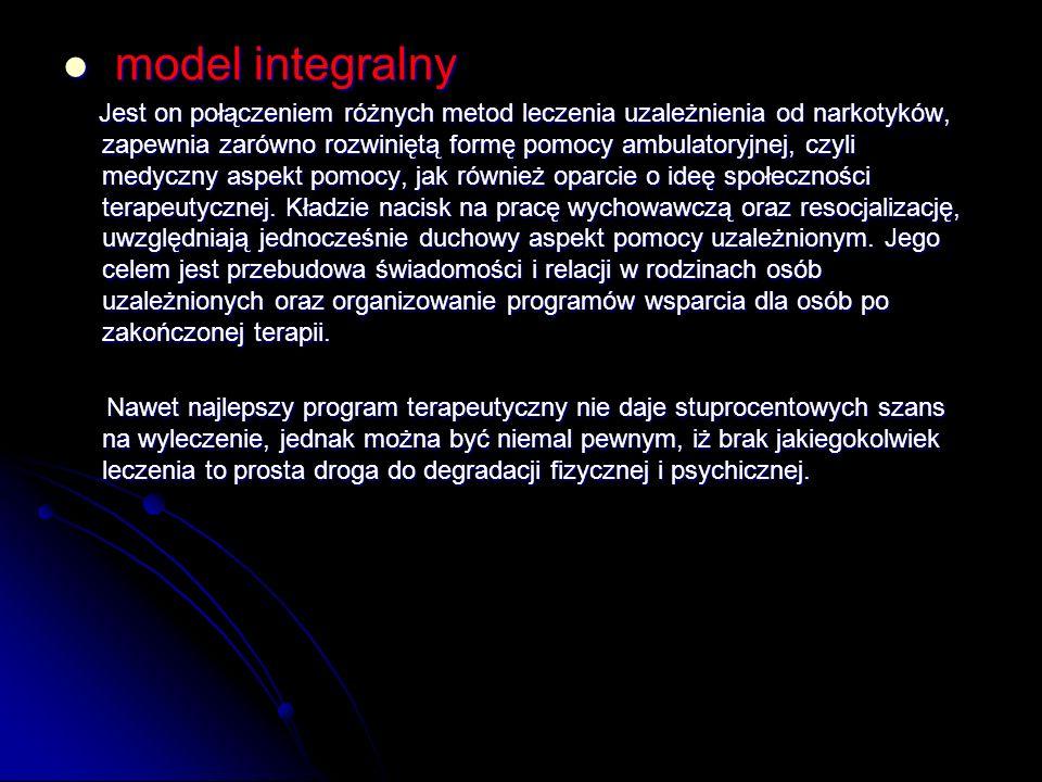 model integralny