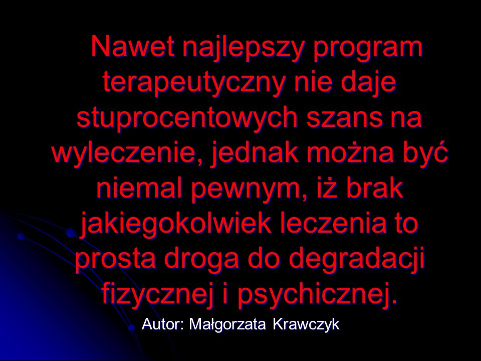 Autor: Małgorzata Krawczyk