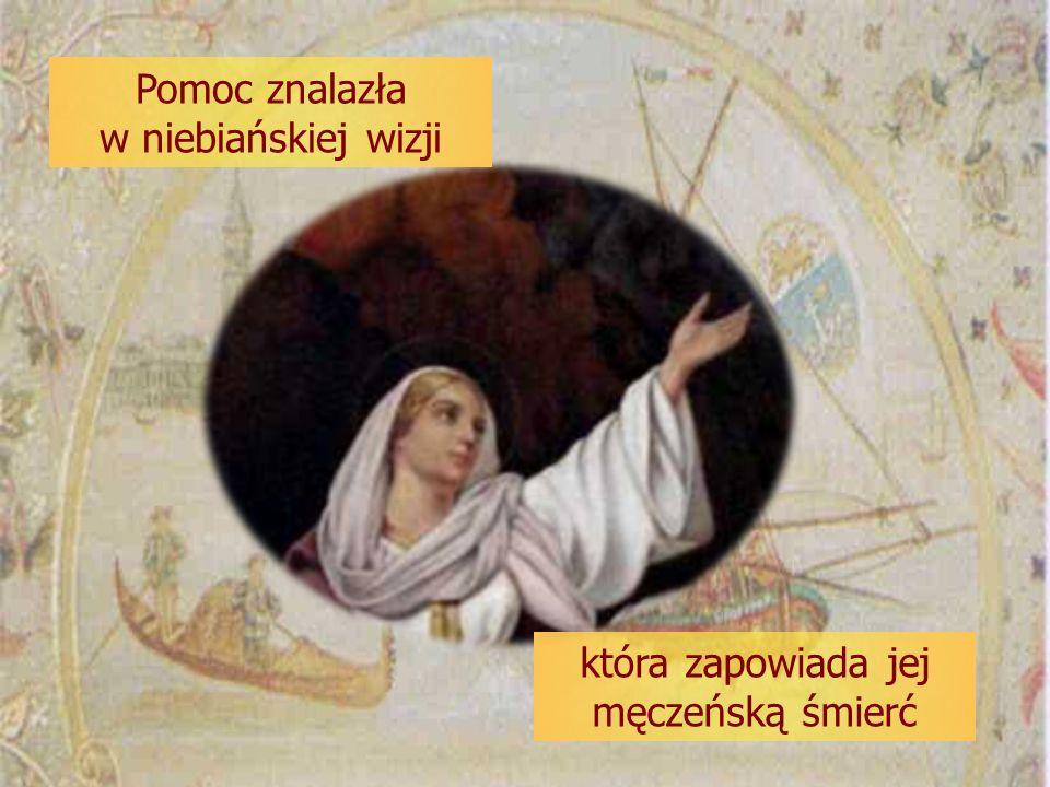 Pomoc znalazła w niebiańskiej wizji