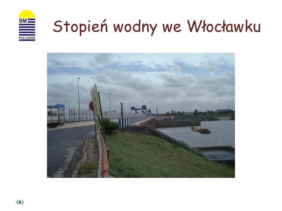 Stopień wodny we Włocławku