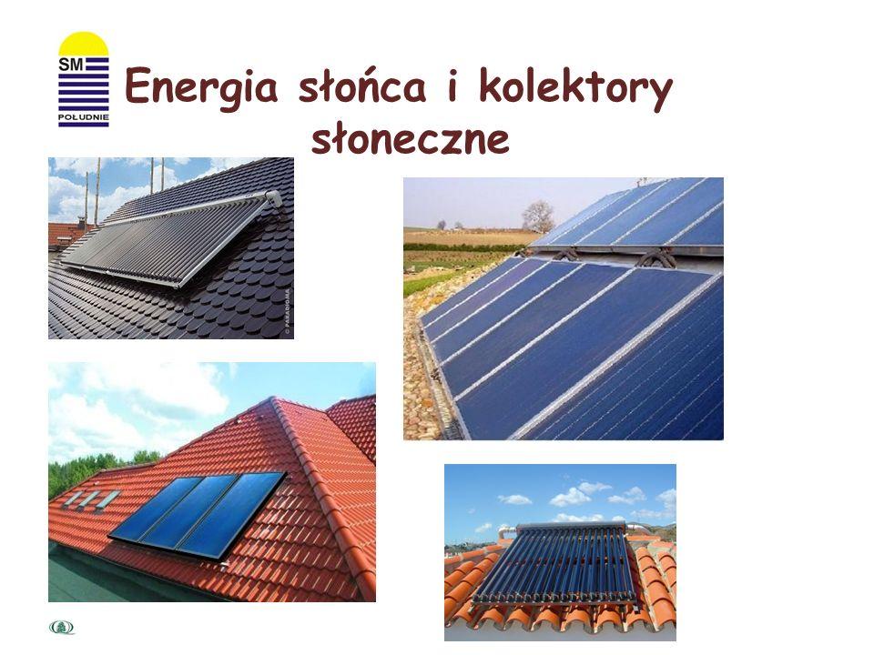 Energia słońca i kolektory słoneczne