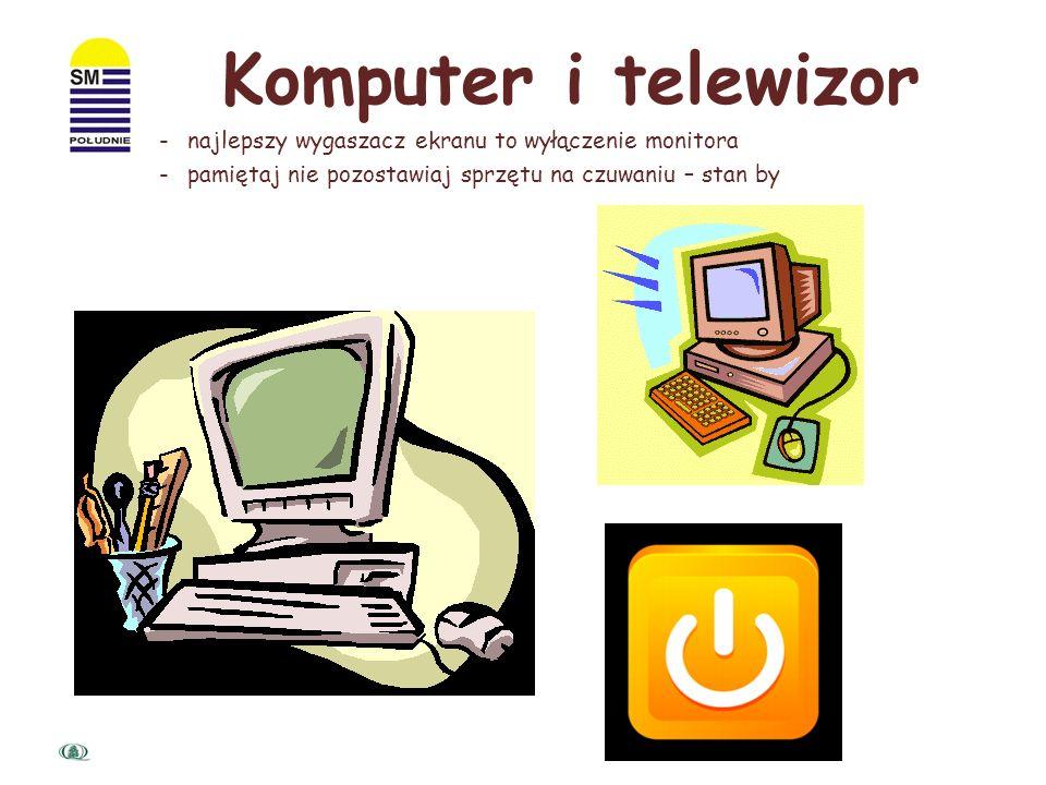 Komputer i telewizor najlepszy wygaszacz ekranu to wyłączenie monitora