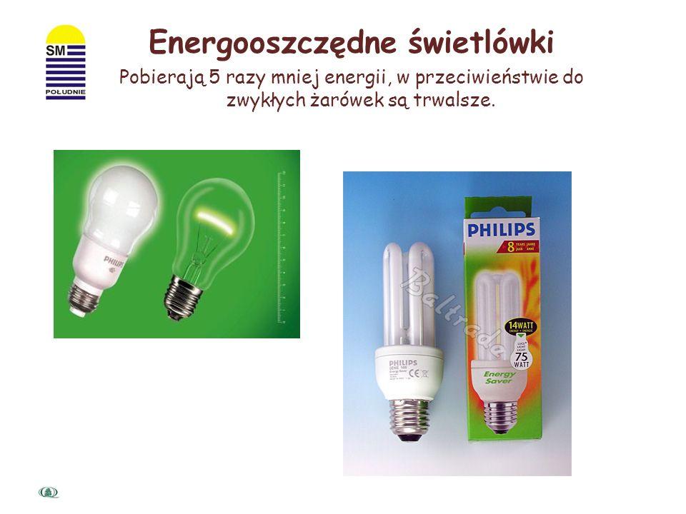Energooszczędne świetlówki