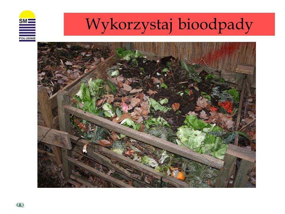 Wykorzystaj bioodpady