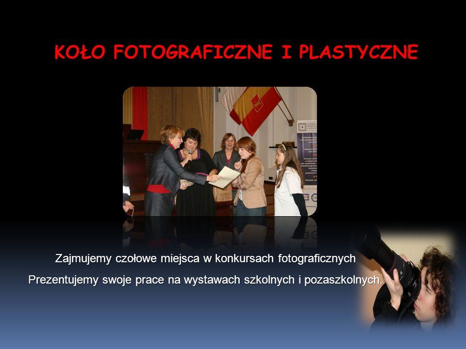 KOŁO FOTOGRAFICZNE I PLASTYCZNE