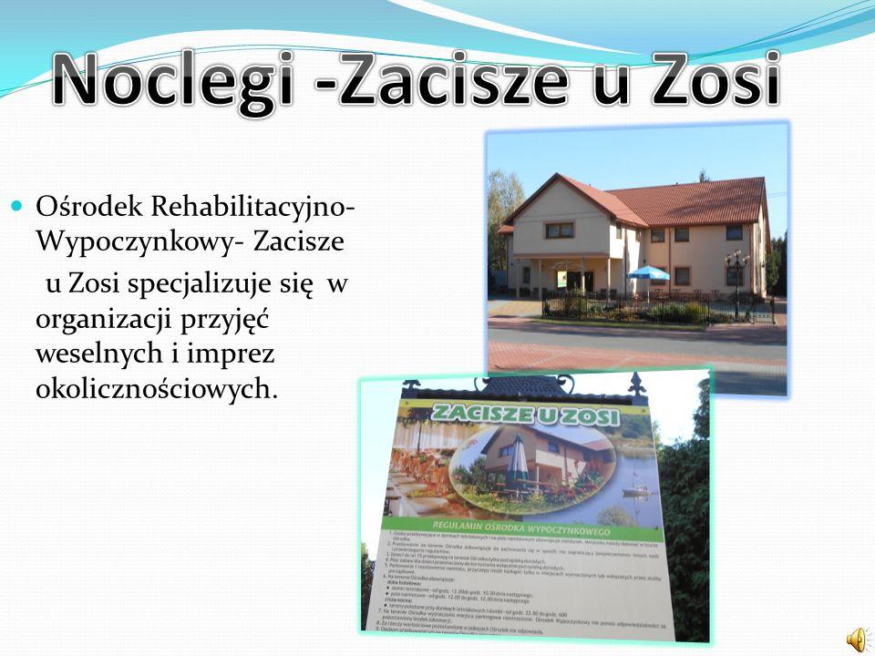 Noclegi -Zacisze u Zosi