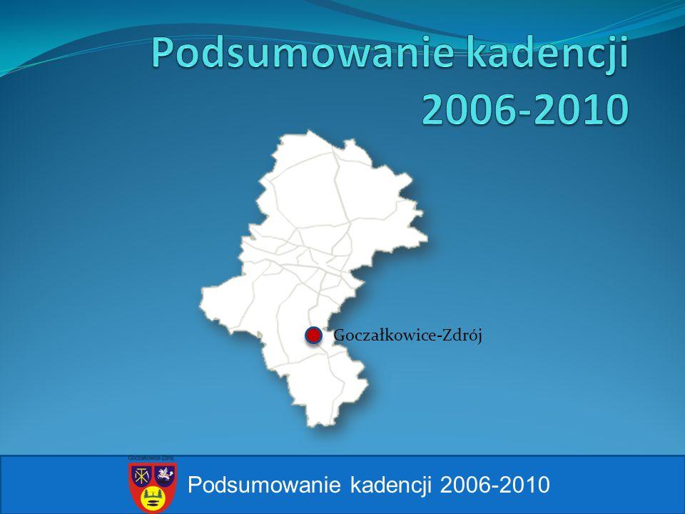 Podsumowanie kadencji 2006-2010
