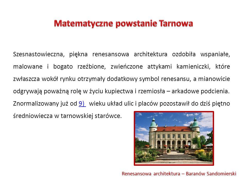 Matematyczne powstanie Tarnowa