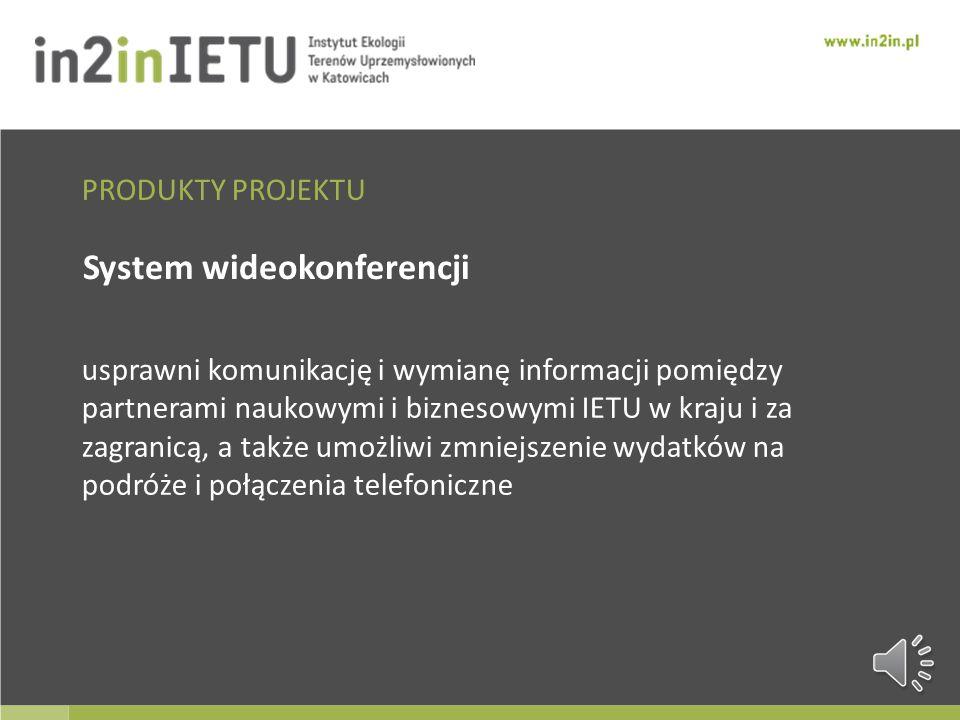 System wideokonferencji