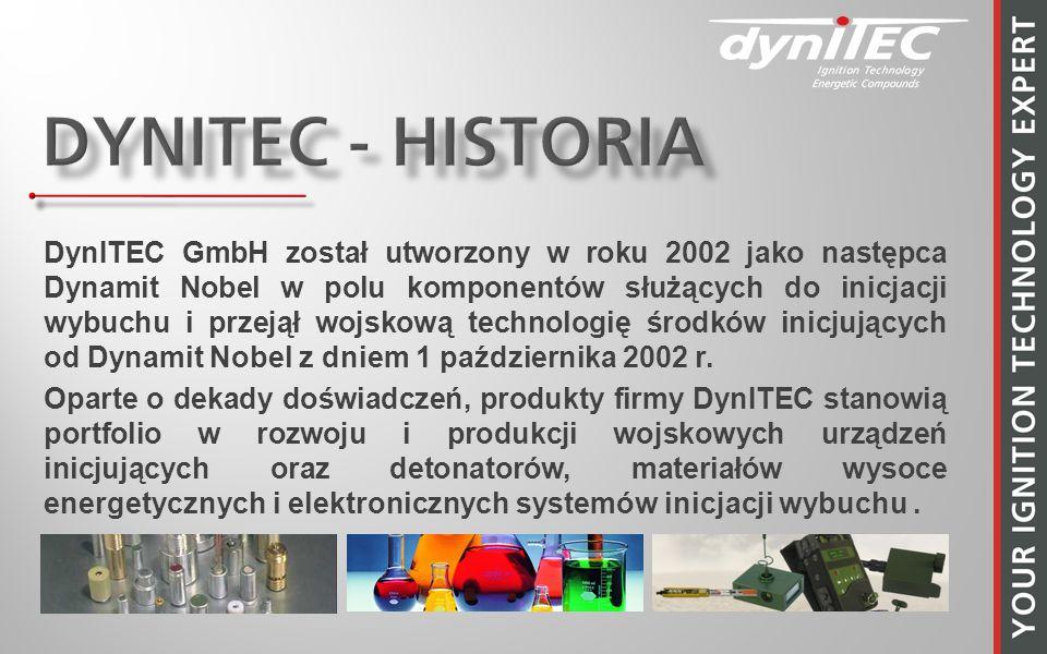 DynITEC - historia