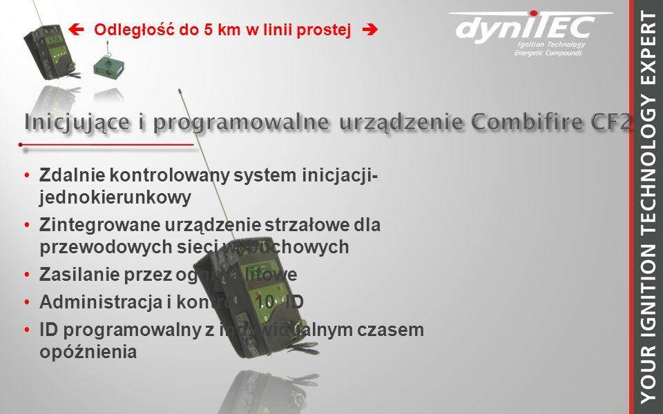 Inicjujące i programowalne urządzenie Combifire CF2