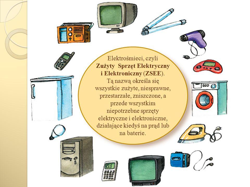 Zużyty Sprzęt Elektryczny