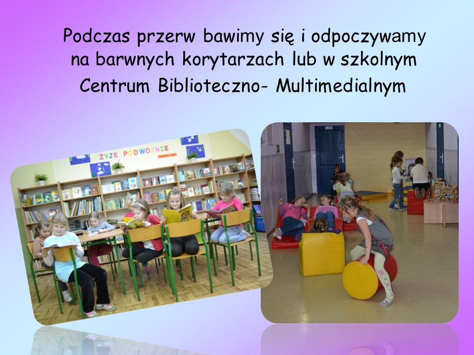 Centrum Biblioteczno- Multimedialnym