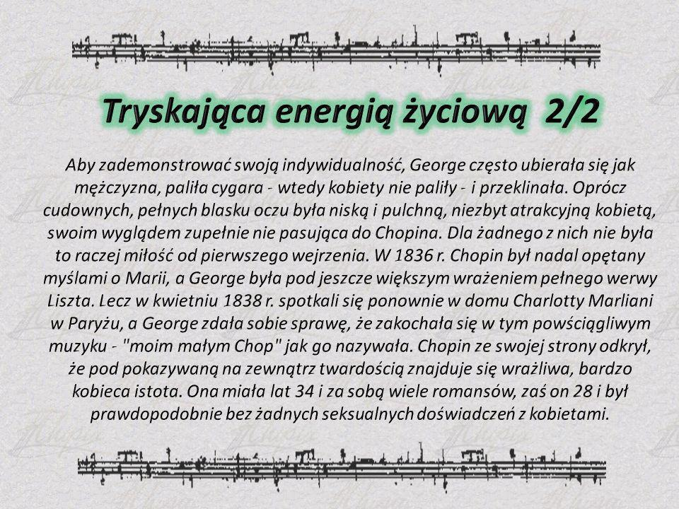 Tryskająca energią życiową 2/2