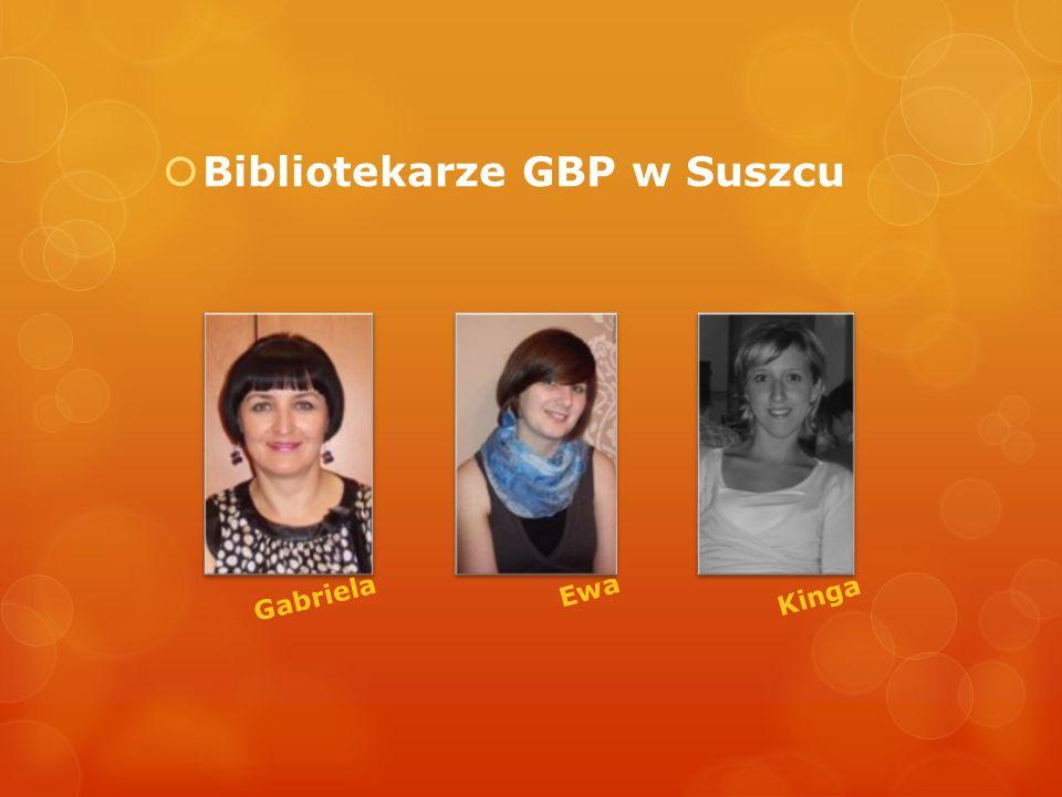 Bibliotekarze GBP w Suszcu