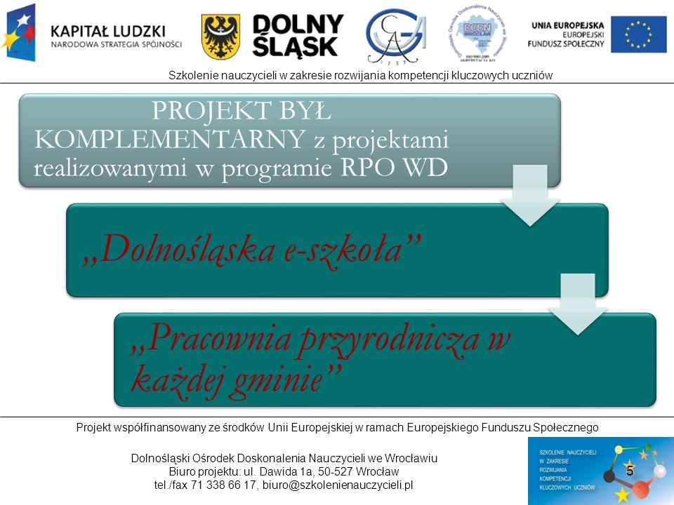 """""""Dolnośląska e-szkoła"""