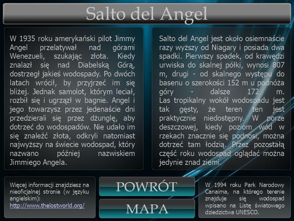 Salto del Angel