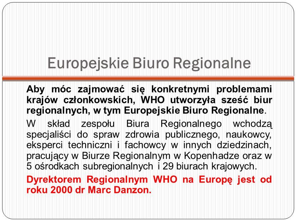 Europejskie Biuro Regionalne