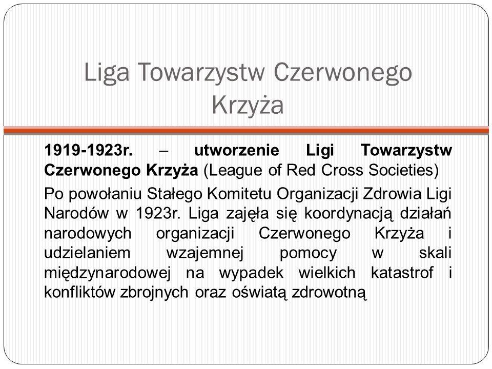 Liga Towarzystw Czerwonego Krzyża