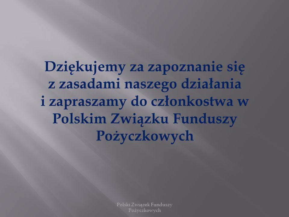 Polski Związek Funduszy Pożyczkowych