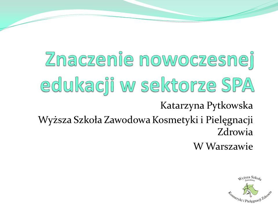 Znaczenie nowoczesnej edukacji w sektorze SPA