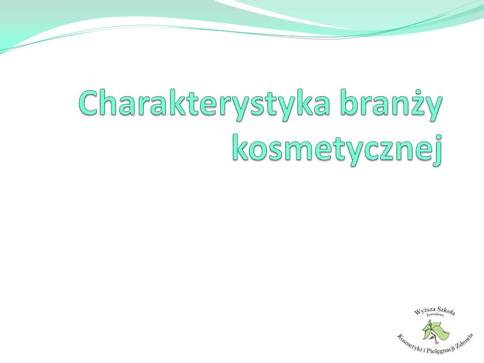Charakterystyka branży kosmetycznej