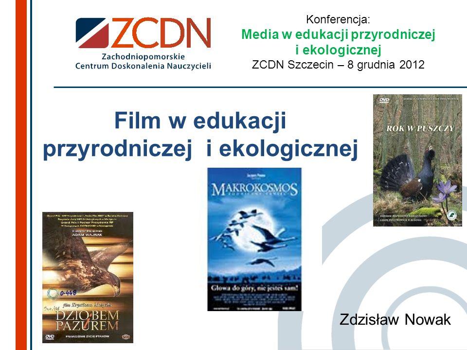 Film w edukacji przyrodniczej i ekologicznej