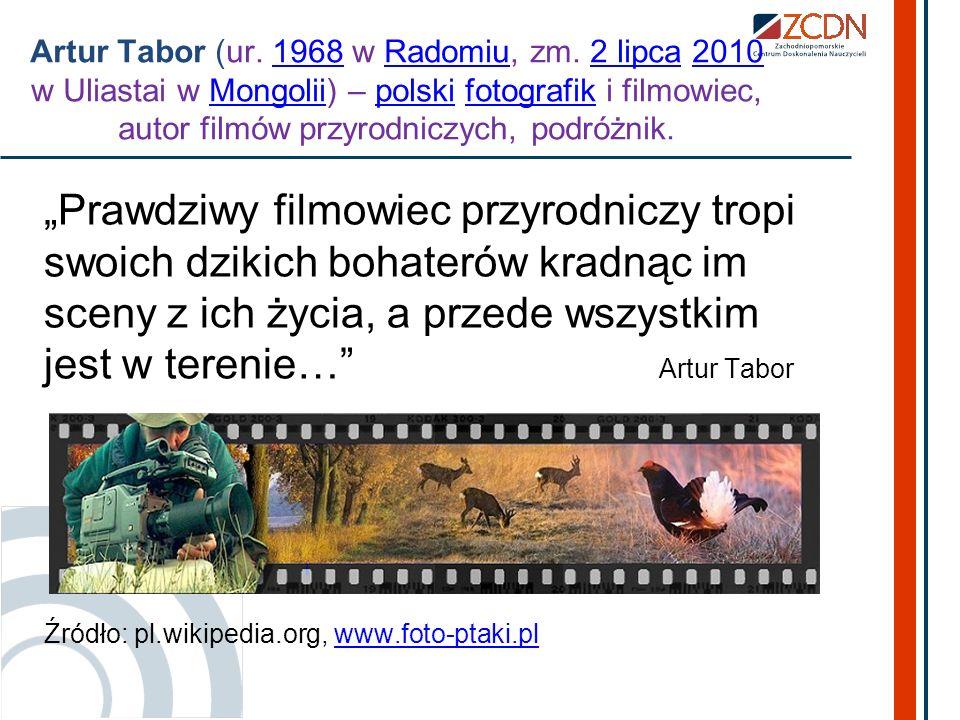 Artur Tabor (ur. 1968 w Radomiu, zm