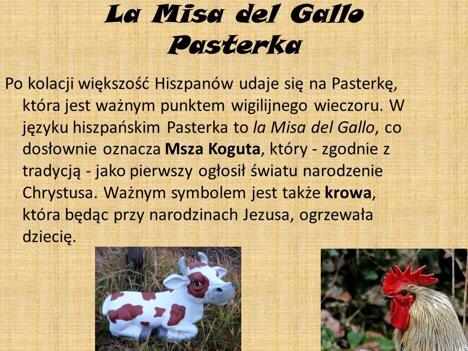 La Misa del Gallo Pasterka
