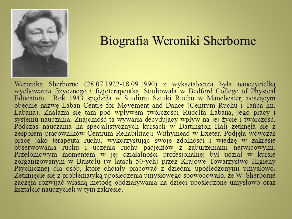 Biografia Weroniki Sherborne