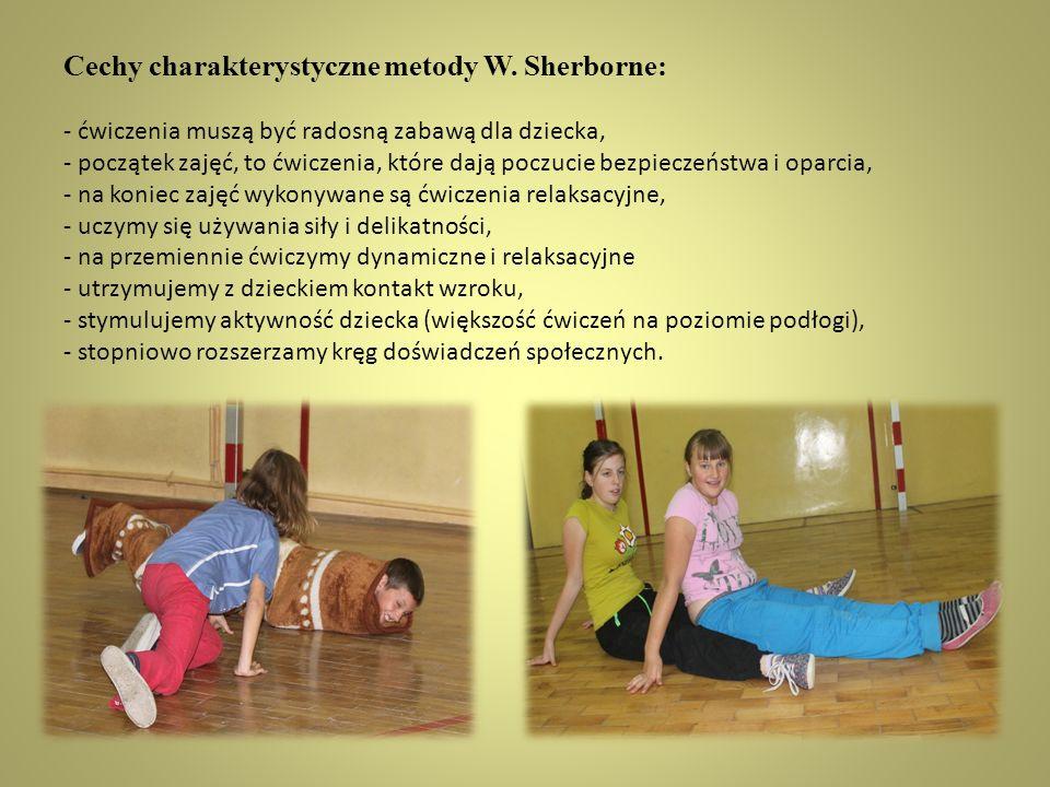 Cechy charakterystyczne metody W