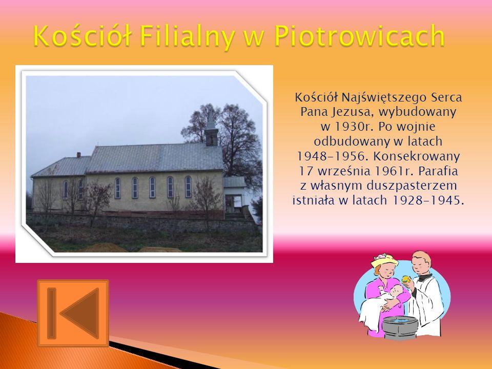Kościół Filialny w Piotrowicach
